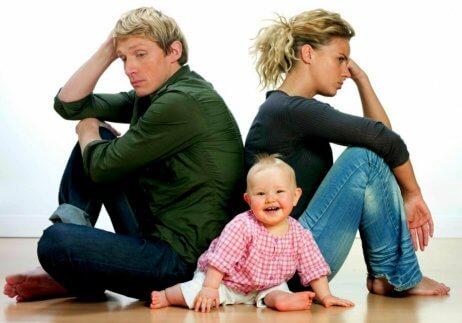 Расторжении брака и лишение родительских прав