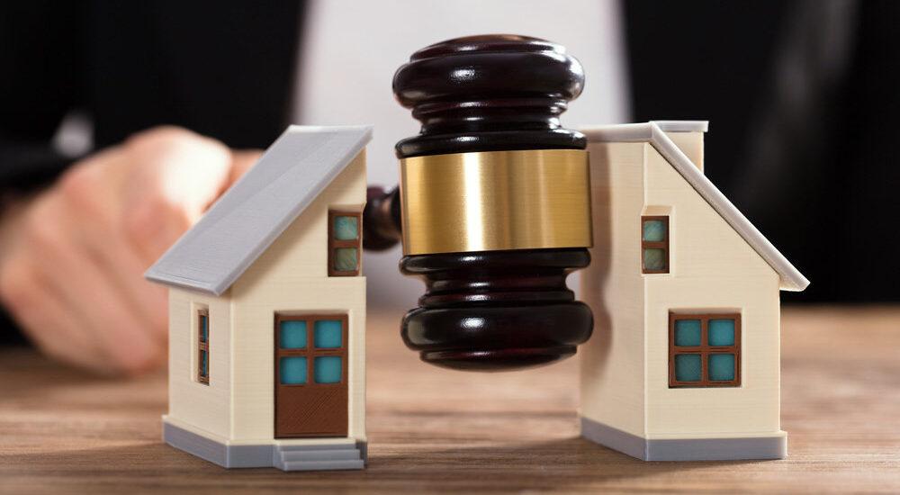 Как разделить совместное имущество при разводе